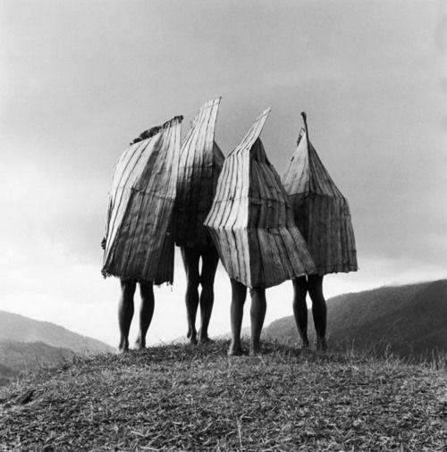 Where Masks Still Dance: New Guinea 1 |Chris Rainier
