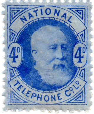 Telephone Stamps