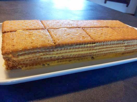 """""""Gâteau de famille"""" ou """"Mur"""" Thé Brun     Nostalgie quand tu nous prends !     Le """"Gâteau de famille"""" Thé Brun  c'est tout simplement """"THE..."""