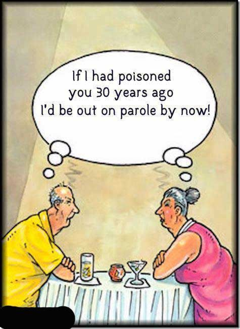 Clean jokes for oldies question
