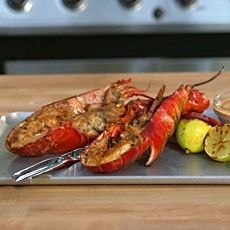 H-E-B Chef Scott demonstrates a new way to prepare live lobster—on the grill! Head outdoors to make this tasty lobster dish with a spicy chipotle dipping sauce. Watch video and see out how-to guide.