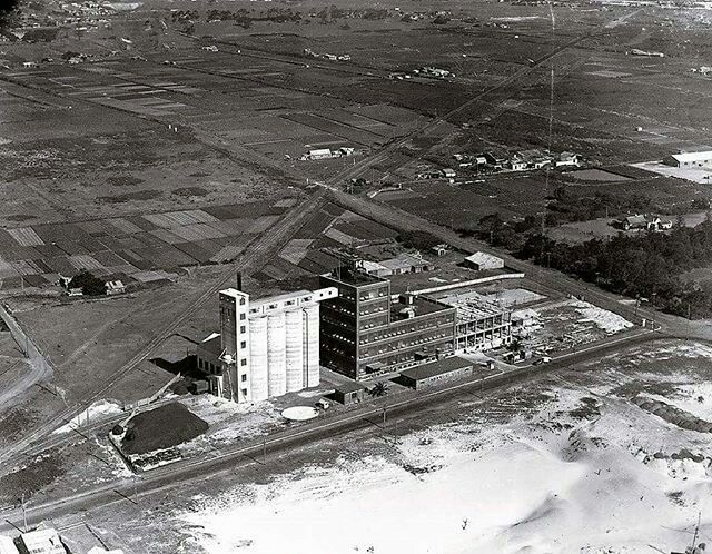 Kellogg's Sydney Factory on Stephen Rd,Botany in 1938.