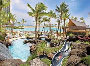Hilton Hawaiian Village in Honolulu, HI **taking the kids here this summer for the 4th of July for family vacation!! so excited ♥