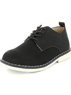 Zapatos, zapatillas - Zapatos de vestir con suela de piel - Kiabi