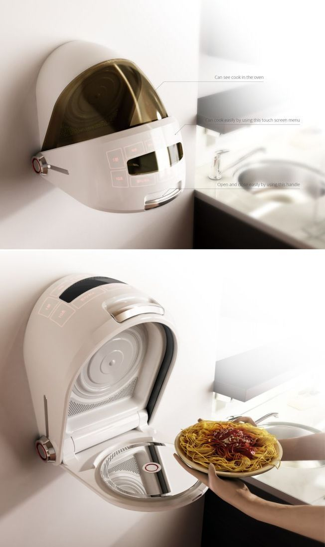 kevin choi s wall mountable microwave