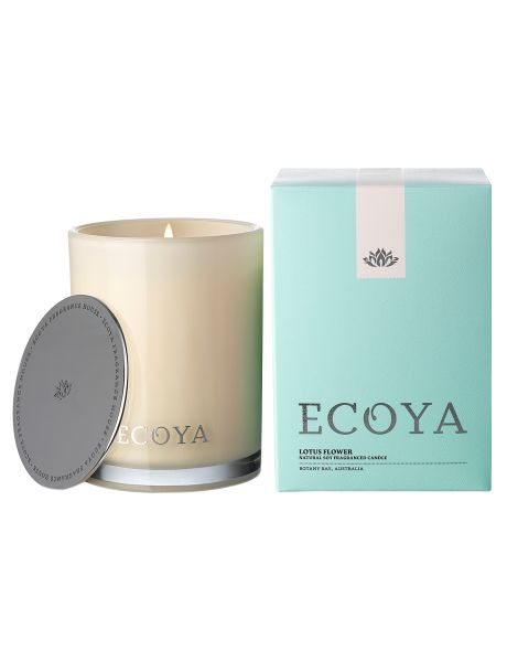 Now stocking Ecoya candles and body care