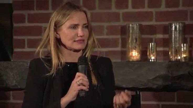 Actress and author Cameron Diaz is interviewed by DLF Executive Director Bob Roth on her personal practice of the Transcendental Meditation technique. Bob Ro...