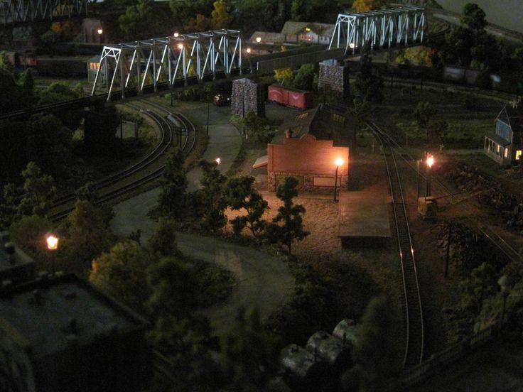 Nscale, Model, Train Layouts | por Rasch Studios