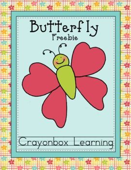 Butterfly Colors - Flashcards & Coloring Sheet - 8 pages. Springtime means butterflies! This freebie features 8 butterfly color flashcards (color and BW), a butterfly coloring sheet, and a butterfly color by numbers sheet.