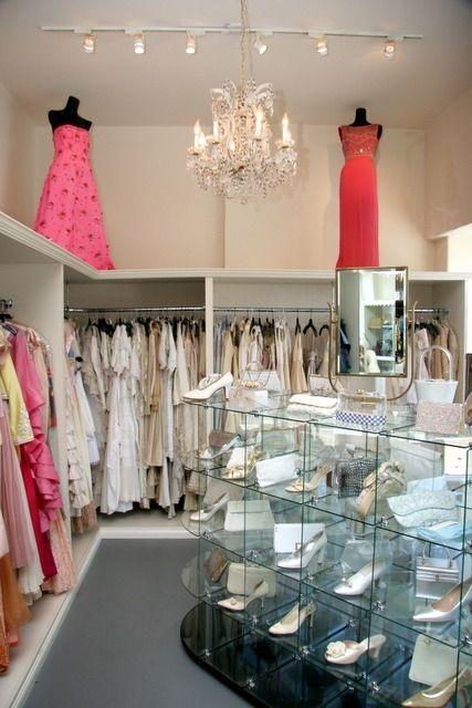 Vintage Boutique Interior Design