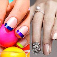 Без всякого сомнения, разумно длинные ногти выглядят очень красиво, делая руки необычайно женственными, пальцы длинными и хрупкими, кисти холеными, да и на женское самоощущение такой маникюр