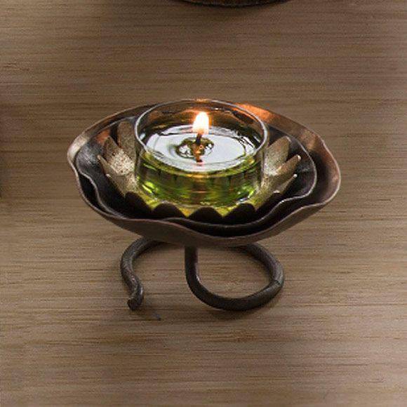 trio porte bougies réchauds Lotus  https://angeliquevandamme.partylite.fr/Shop/Product/2598