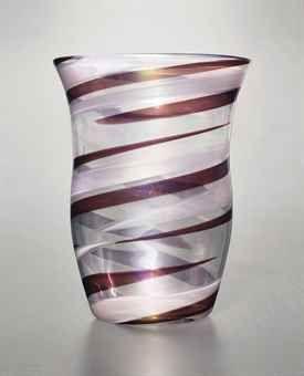 Carlo Scarpa Pennellate Vase circa 1942 Christie's New York 4 May 2017
