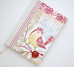 Papiernictvo - Zápisník Vtáčatko - A5 - 5208825_