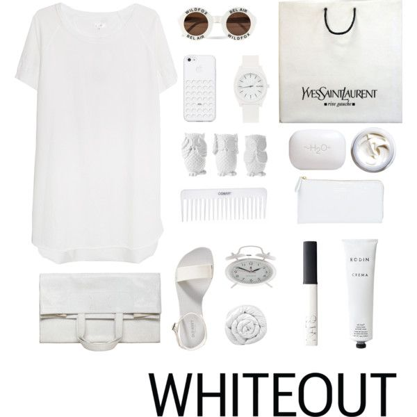 Untitled #25 by madelen-reinholdtsen on Polyvore featuring by TiMo, Old Navy, Yves Saint Laurent, Maison Margiela, Nixon, Wildfox, NARS Cosmetics, Rodin Olio Lusso, H2O+ and Brinkhaus