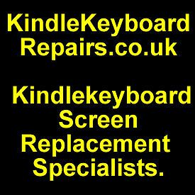 http://KindleKeyboardRepairs.co.uk are specialists in Kindle Keyboard broken screen replacements