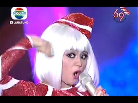 GGS Indosiar Jenita Janet Direject @ Goyang Goyang Senggol Indosiar Keme...