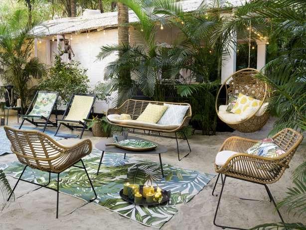 15 Jardin De Meubles En Rotin Resistant Aux Intemperies Meubles En 2020 Meubles De Jardin En Rotin Mobilier Jardin