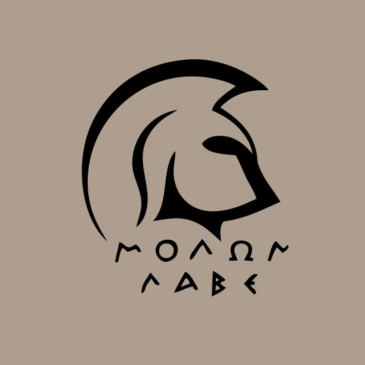 """Molon labe (Greek: μολὼν λαβέ), meaning """"come and take them"""", is a classical expression of defiance. When the Persian armies demanded that the Greeks surrender their weapons at the Battle of Thermopylae, King Leonidas I responded with this phrase. It is an exemplary use of a laconic phrase."""