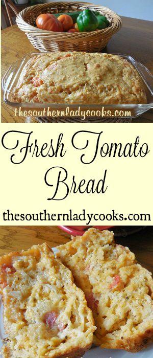 Fresh Tomato Bread