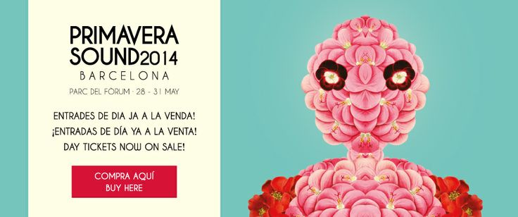 Primavera Sound Barcelona - Inicio