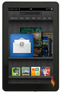 Everything the Kindle Fire Can Do; From http://www.lovemyfire.com/kindle-fire.html