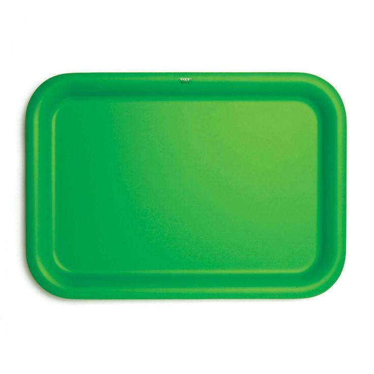 Corin Mellor Willow Plywood Tray, Bright Green - David Mellor Design #tray