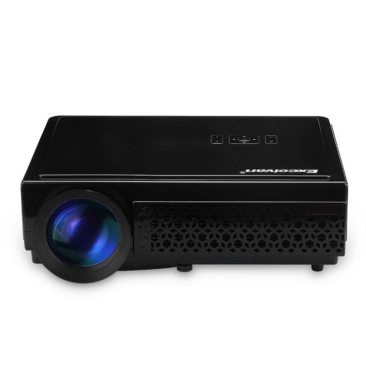 Excelvan LED96+ LED Projector Full HD 3D Projector Home Theater Cinema Support 1080p Beamer proyector led 3d full hd LED9 //Price: $0.00//     #gadgets