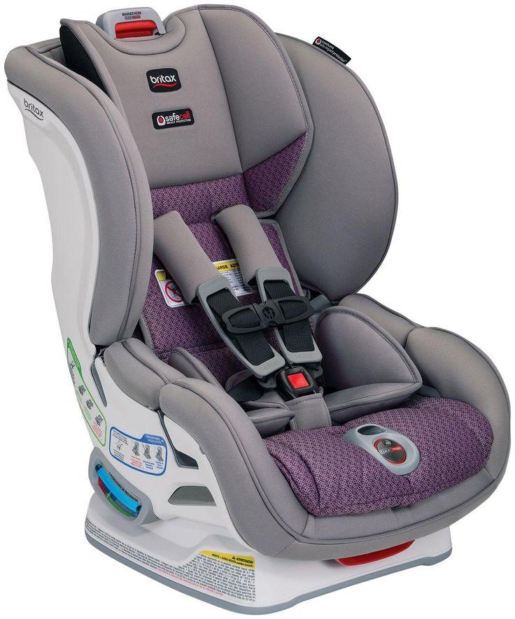 The Britax Marathon ClickTight Convertible Car Seat is FAA