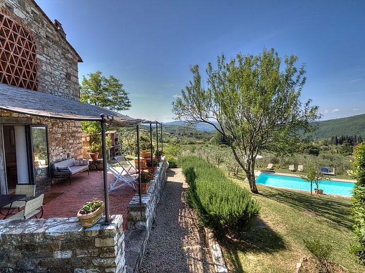 Il Fienile in Florence and surroundings, Florence apartment in Pontassieve, Tuscany, Italy.