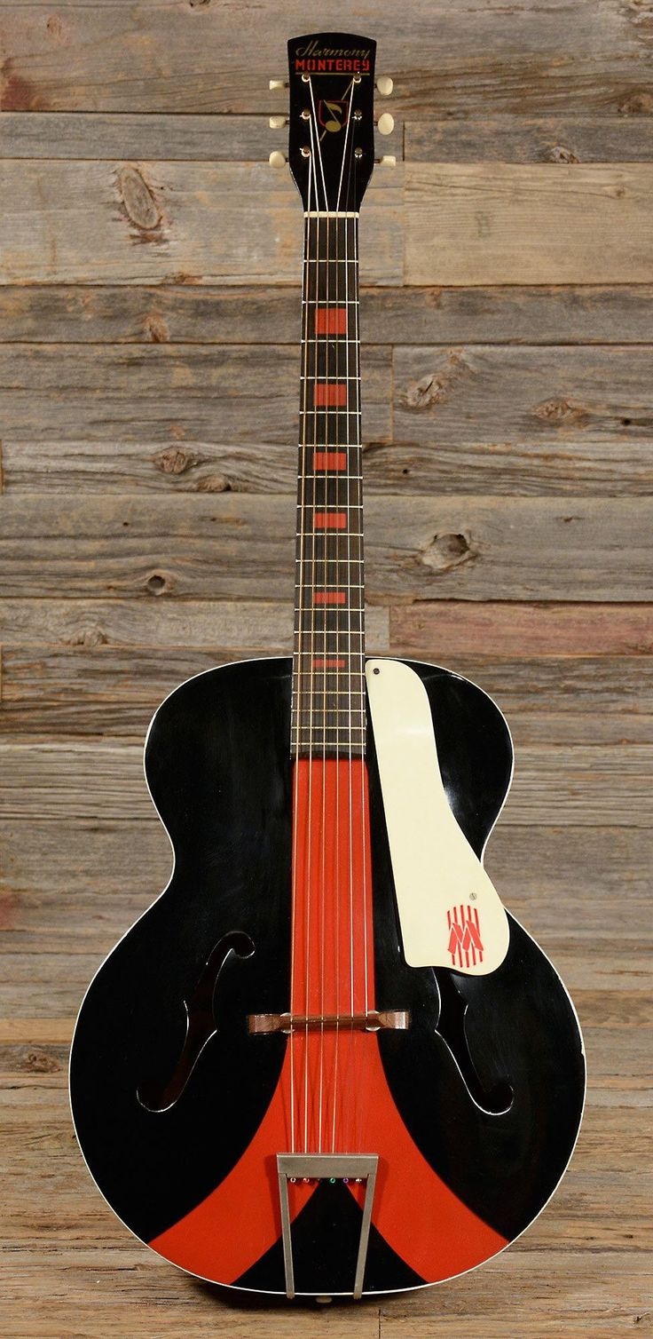 89c3bcb8a4dd32f69e7cee1dbe205894 guitar collection guitar lessons 20 best guitar harmony images on pinterest vintage guitars  at readyjetset.co