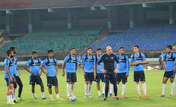 Call India a big team once we are regular at AFC Asian Cup, says coach Stephen Constantine