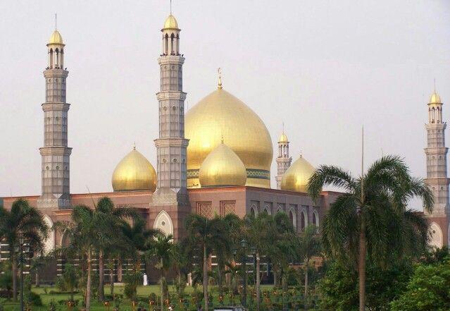 Masjid Kubah Emas(Dian Al-Mahri Mosque), Indonesia