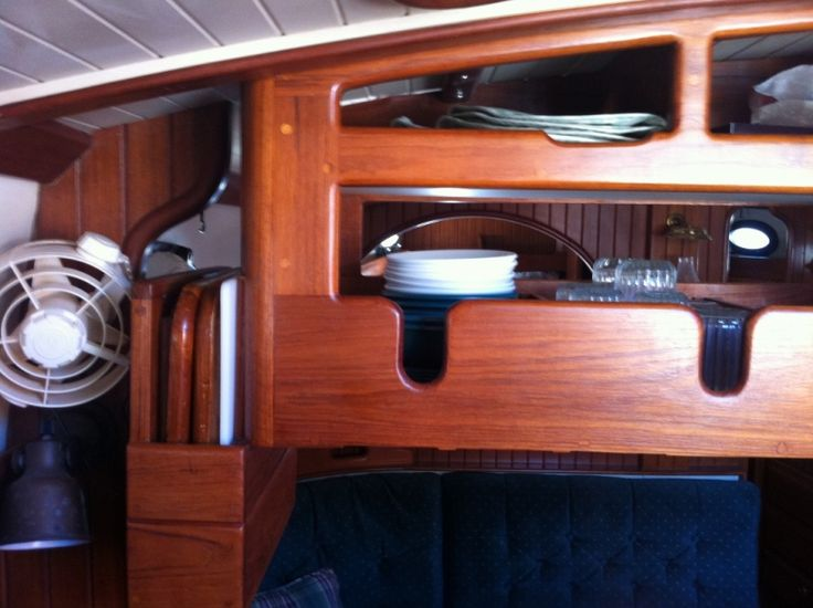 34 Best Images About Sailboat Interiors On Pinterest Egyptian Cotton Boats And Sailboats