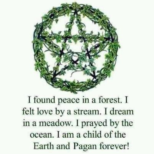 Wicca the religion based upon nature
