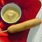 Corn Dogs Recipe.  This way I can use my kosher dogs....good tips in the reviews