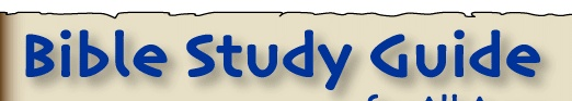 Bible study guide for all ages (recommended Bible curriculum)