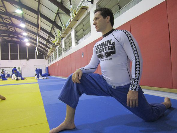 'Rei do Ippon' Tiago Camilo volta ao tatame focado em medalhas