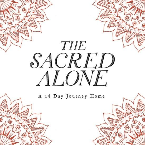 The Sacred Alone