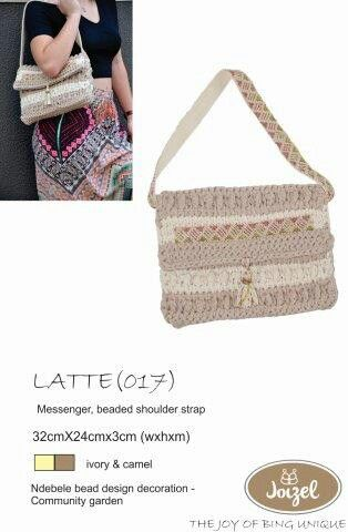 Handemade bags by Joizel