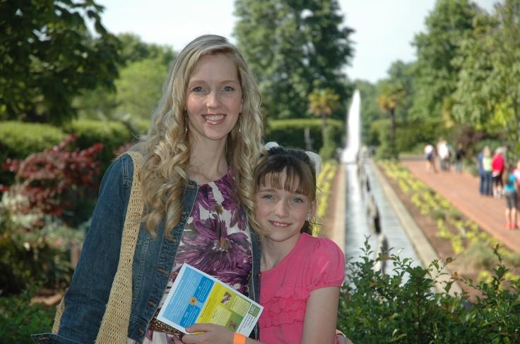 Moms get in free to Daniel Stowe Botanical Garden during