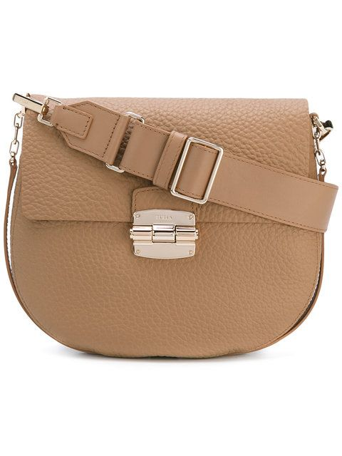 FURLA . #furla #bags #shoulder bags #leather #crossbody #