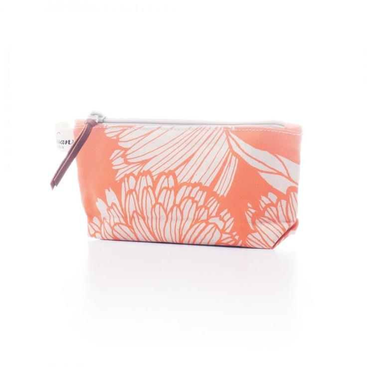 Accessories: Petite Organizer Orange Oriental $15
