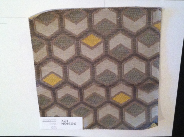 Fabric Sample Design Tex - Isometry 3380-901 Sparrow
