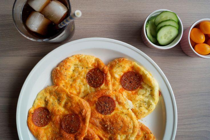 Low carb pizzaer (uden mel) fra Madling.dk