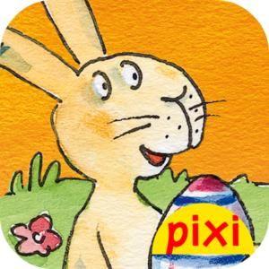 Es ist noch gar nicht Ostern, aber Pixi und seine Freunde sind schon vollends mit der Eiersuche beschäftigt: Der Osterhasenfamilie wurden über Nacht alle Eier entwendet und das große Fest droht auszufallen. Die Kinderapp ist für das iPad verfügbar. Pixi feiert Ostern | Apps für Kinder - myToys