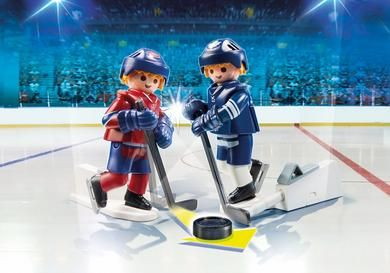 Playmobil TORONTO MAPLE LEAFS VS MONTREAL CANADIANS