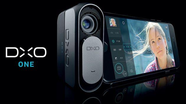 DxO One - lustrzankowej jakości zdjęcia z pomocą iPhone
