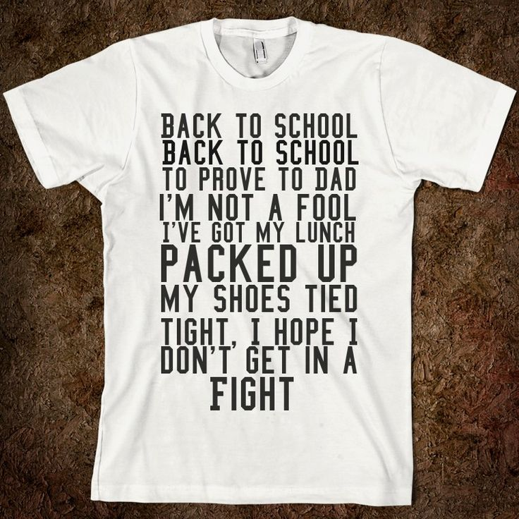 Back to School...LOVE Billy Madison. Must get this shirt for my Jack.