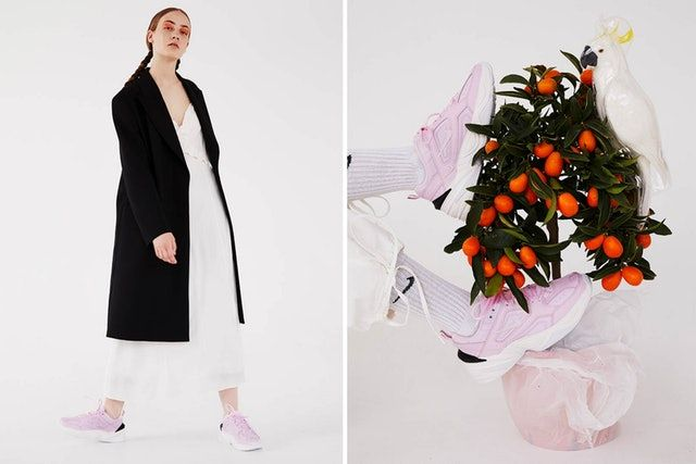 Learn How to Style Nike's M2K Tekno in This Cozy Editorial